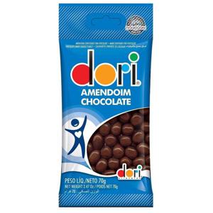 Amendoim DORI Chocolate 70g