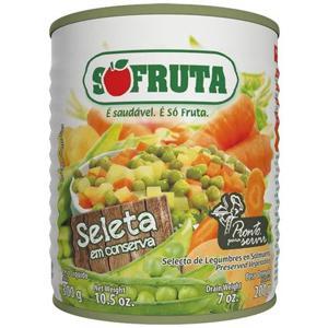 Seleta de Legumes SOFRUTAS Lata 200g