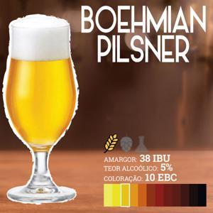 Receita Bohemian Pilsner