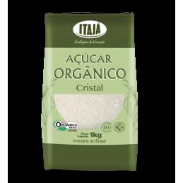 Açúcar Orgânico Cristal De 1Kg
