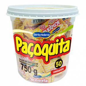 Paçoquita SANTA HELENA Rolha 750g