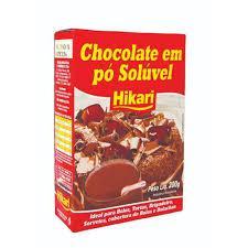 Chocolate Pó Hikari 200g