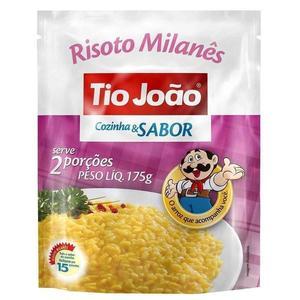 Risoto Milanês TIO JOÃO Cozinha&Sabor 175g