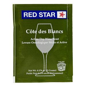 Fermento Premier Cote Des Blanc - Red Star 5g