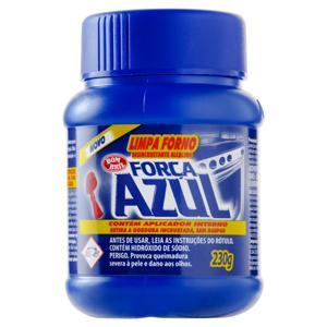 Limpador para Forno Desincrustante Alcalino Força Azul Pote 230g