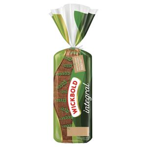 Pão de Forma Integral Wickbold Pacote 550g