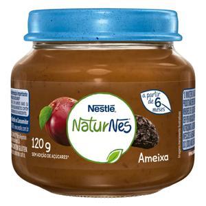 Papinha Ameixa Nestlé Naturnes Vidro 120g