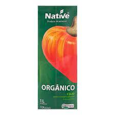 Néctar de caju orgânico Native - 1 L