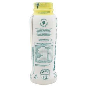 Iogurte Desnatado Baunilha Zero Lactose Verde Campo Natural Whey 14g de Proteína Frasco 250g