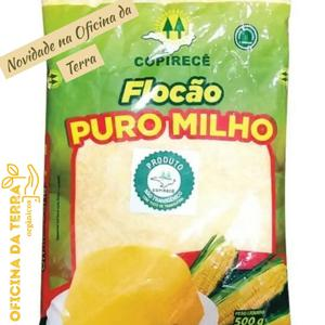 Flocão de milho  (NÃO TRANSGÊNICO )