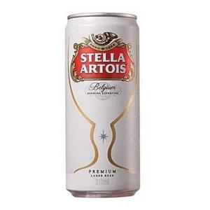 Cerveja STELLA ARTOIS Lata 310ml