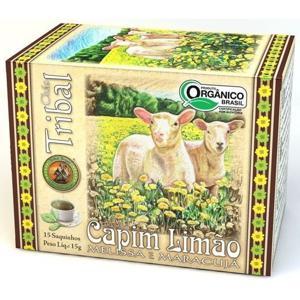 Chá de capim limão ôrganico Tribal - 15 sachês