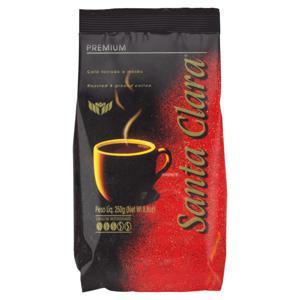 Café Torrado e Moído Suave Santa Clara Premium Pacote 250g