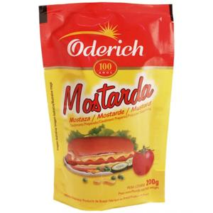 Mostarda Sache Oderich 200G