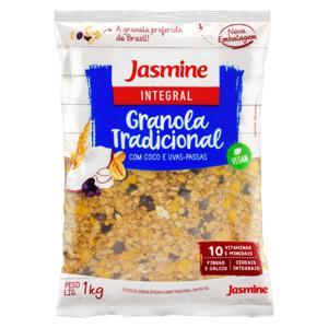 Granola Tradicional Jasmine Pacote 1kg