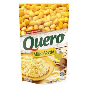 Milho Verde em Conserva Quero Sachê 170g