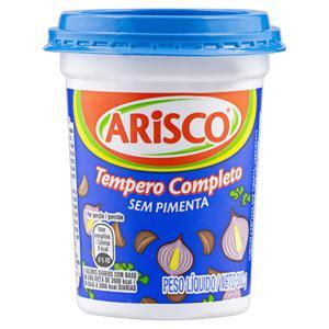 Tempero Completo sem Pimenta Arisco Pote 300g