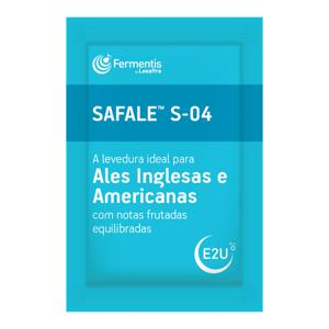 Fermento SafAle™ S-04 - Fermentis 11,5g