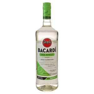Rum Brasileiro Flavored Big Apple Bacardi Garrafa 980ml