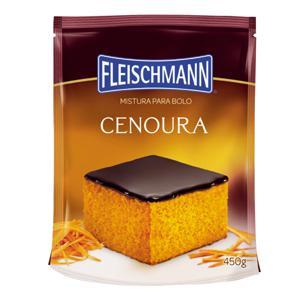 Mistura de Bolo FLEISCHMANN Cenoura 450g