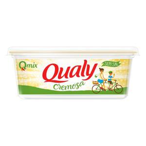 Margarina Cremosa sem Sal Qualy Qmix Pote 250g