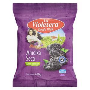 Ameixa Seca com Caroço La Violetera Pacote 200g