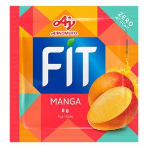 Refresco em Pó Manga Zero Açúcar Fit Pacote 8g