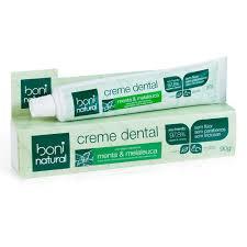 Creme Dental sem Flúor Boni 90g