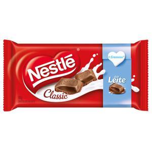 Chocolate ao Leite Nestlé Classic 90g