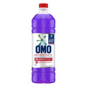 Desinfetante 1L Omo Lavanda