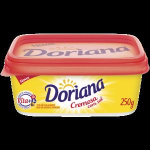 Margarina 250G Doriana C/ Sal