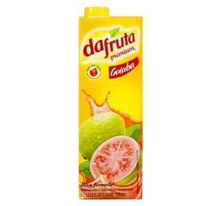 Néctar Misto Goiaba Dafruta Premium Caixa 1l
