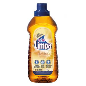 Lava Roupa Gota Limpa 1L Glicerina