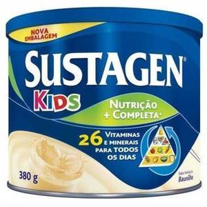 SUSTAGEN Kids Baunilha 380g