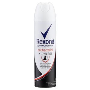 Desodorante Aerosol 150ml Rexona Feminino Antibacterial e Invisible