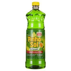 Desinfetante Pinho sol Limão 1l