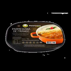 Parmegiana De Frango 400G Panelinhas Do Brasil