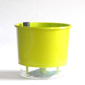 Vaso Auto-irrigável 15cm diâmetro x 15cm altura - Fábrica de Hortas