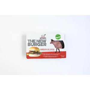 Hambúrguer 100% Planta NEW BURGUER Embarque 240g