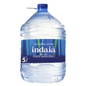 Agua Mineral Indaia S/Gas 5L Pet