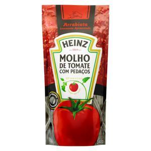 Molho de Tomate Arrabiata Heinz Sachê 340g