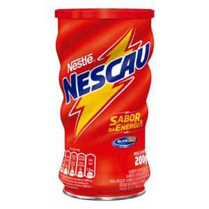 Achocolatado em Pó Nestlé Nescau Lata 200g