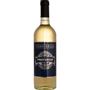Vinho Branco Italiano Ciao Bella Pinot Grigio 750ml