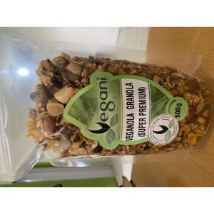 Veganola  - Granola Vegan super premium