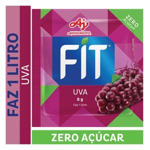 Refresco em Pó Uva Zero Açúcar Fit Pacote 8g