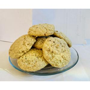 Cookies Castanha Do Pará 5 Unidades
