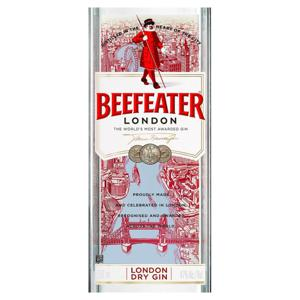 Gin London Dry Beefeater Garrafa 750ml
