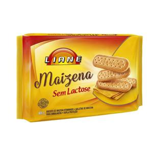 Biscoito LIANE Maizena Sem Lactose 400g