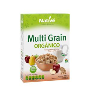 Cereal Orgânico Multi Grain 250G