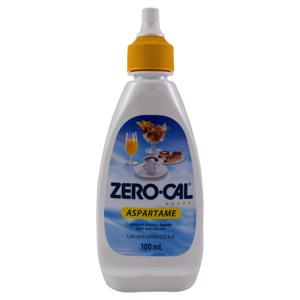 Adoçante Líquido Diet  Aspartame Zero Cal 100ml